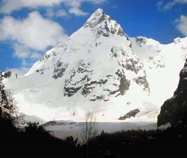 гора Джантуган - место рождения души